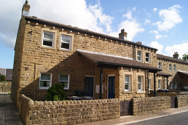 Thumbnail Flat for sale in Redman Close, Haworth, West Yorkshire
