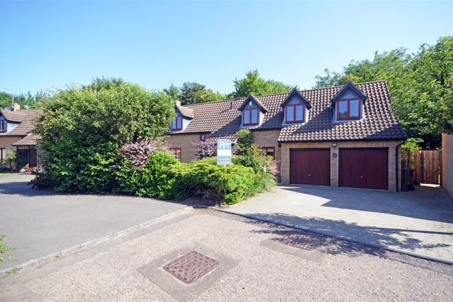 Thumbnail Detached house for sale in Crabapple Green, Orton Wistow, Peterborough