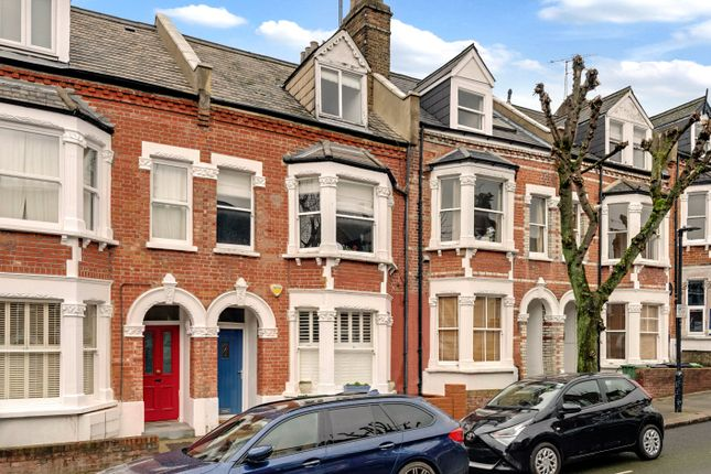 Thumbnail Maisonette for sale in Cotleigh Road, West Hampstead, London