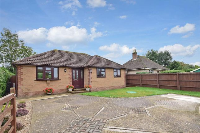 Thumbnail Detached bungalow for sale in Fine Lane, Shorwell, Newport, Isle Of Wight