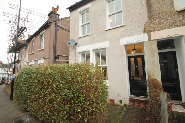 Thumbnail Semi-detached house to rent in Bynes Road, South Croydon, Surrey