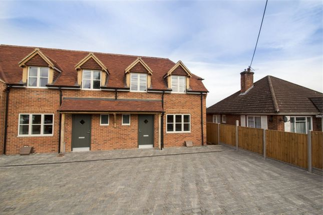 Thumbnail End terrace house to rent in Exmoor Gate, Colts Hill, Hampshire