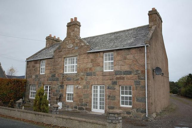 Thumbnail Flat to rent in Grant Lodge, Blairdaff, Inverurie, Aberdeenshire