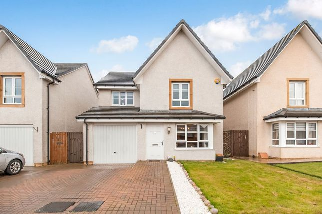 Thumbnail Detached house for sale in 60 Lang Drive, Bathgate