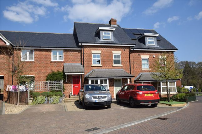 Thumbnail Terraced house to rent in Goldring Avenue, Hellingly, Hailsham, East Sussex