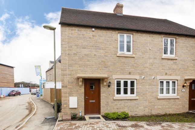 Thumbnail Semi-detached house to rent in Buttercross Lane, Witney
