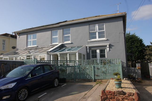 Thumbnail Flat for sale in Central Avenue, Paignton
