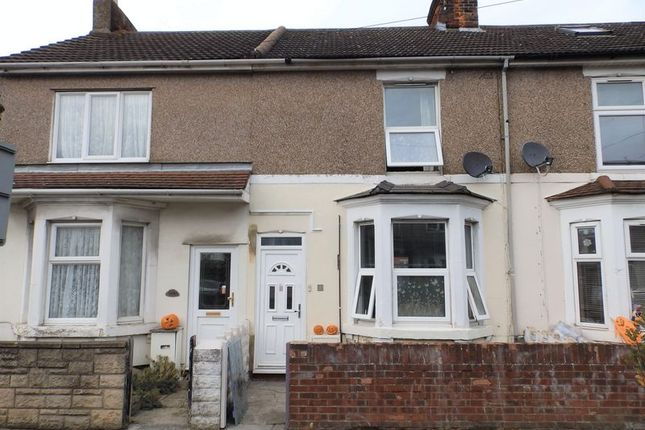 3 bed terraced house for sale in Caulfield Road, Swindon