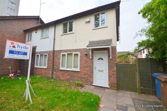 Thumbnail Semi-detached house to rent in Lamorna Close, Salford