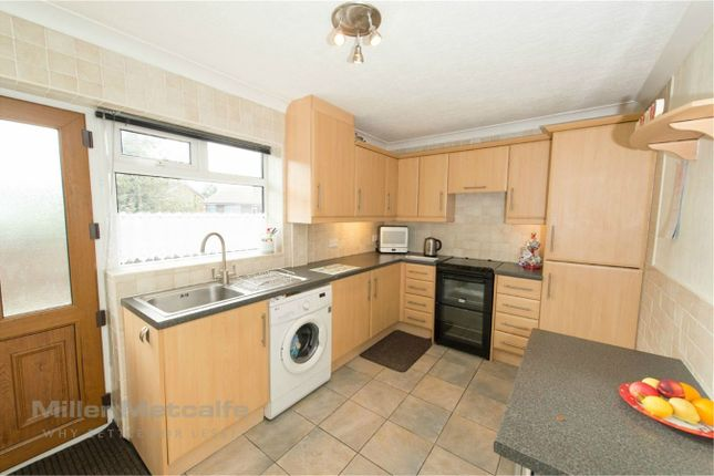 Thumbnail Semi-detached bungalow for sale in Sandringham Road, Horwich, Bolton