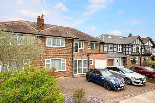 Thumbnail Semi-detached house to rent in Derwent Avenue, London
