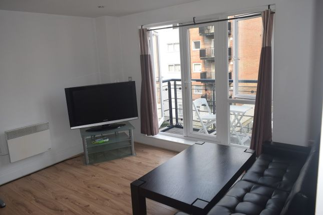 Thumbnail Flat for sale in Flamouth House, Royal Quarter, Kingston Upon Thames