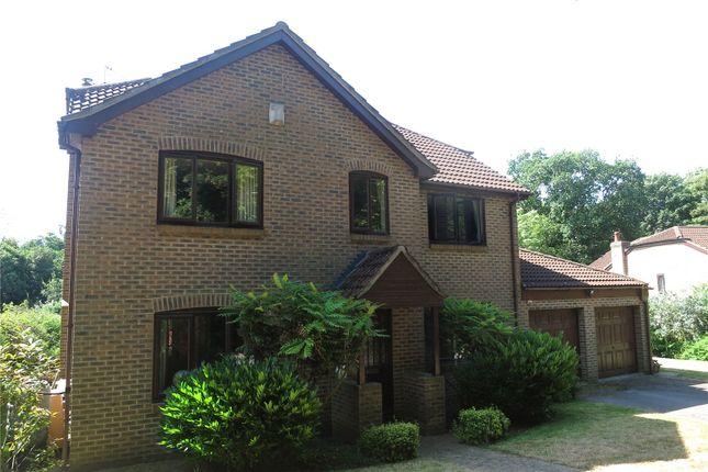 Thumbnail Detached house to rent in Glen View, Ham Lane, Stapleton, Bristol