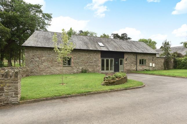 Thumbnail Detached house to rent in Birley Court Barns, Birley