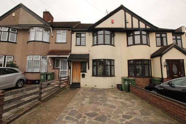 Thumbnail Terraced house to rent in Yorkland Avenue, Welling