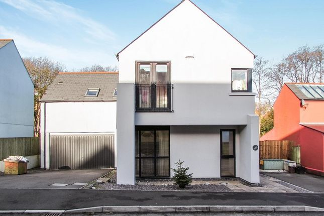 Thumbnail Detached house for sale in Duffryn Oaks Drive, Pencoed, Bridgend.