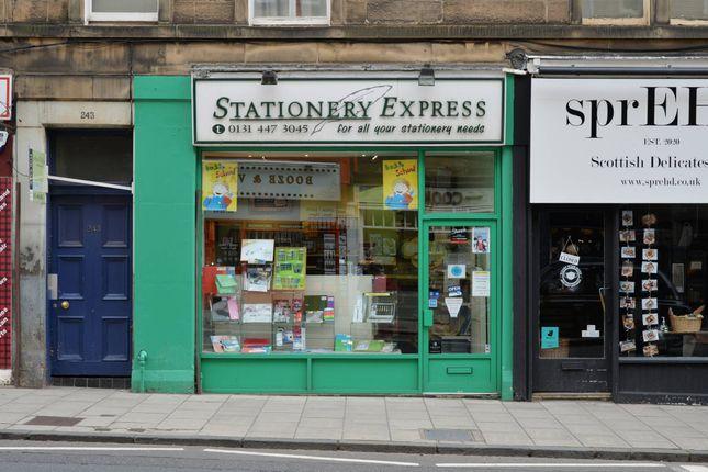 Thumbnail Commercial property for sale in Morningside Road, Edinburgh