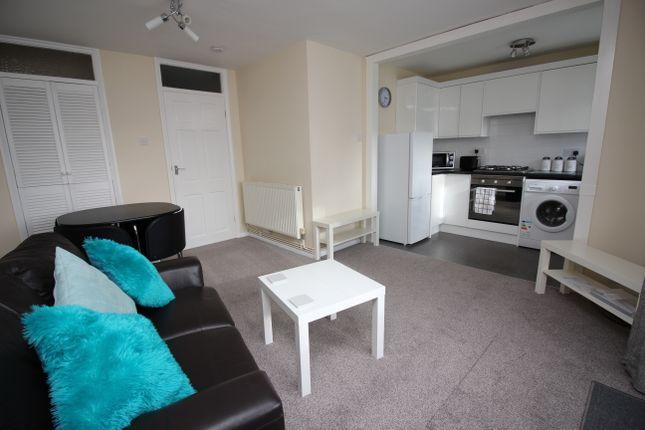Thumbnail Flat to rent in Rhodaus Close, Canterbury