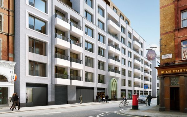 Thumbnail Property for sale in Rathbone Place, London