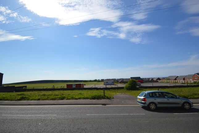 Our View of Moss Bay Road, Workington, Cumbria CA14