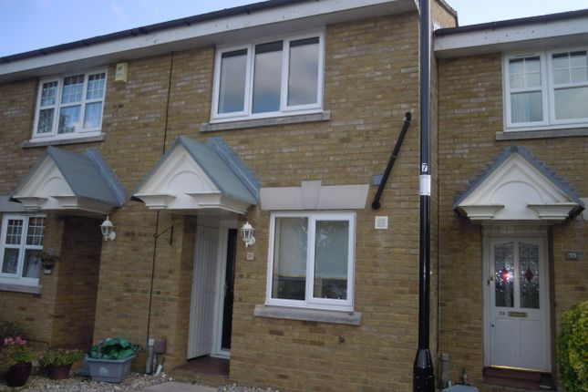 2 bed terraced house to rent in Baronsmead, Maybush Southampton