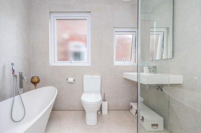 Bathroom of Coronation Drive, Crosby, Liverpool, Merseyside L23