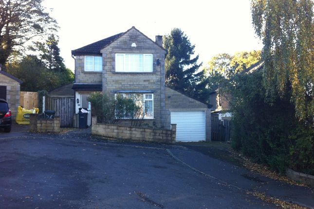 Thumbnail Detached house for sale in Pasture Close, Bradford
