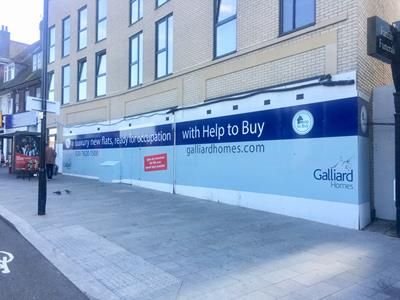 Thumbnail Retail premises to let in Eltham High Street, London
