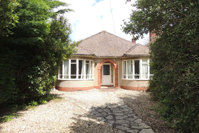 Thumbnail Detached bungalow for sale in Court Farm Road, Longwell Green, Bristol