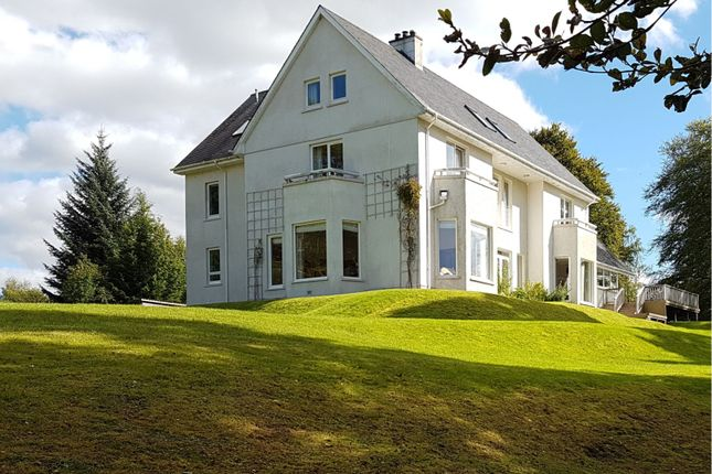Thumbnail Detached house for sale in Invergarry, Invergarry