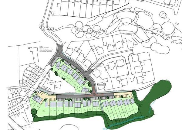 Thumbnail Land for sale in Burn Road, Huddersfield