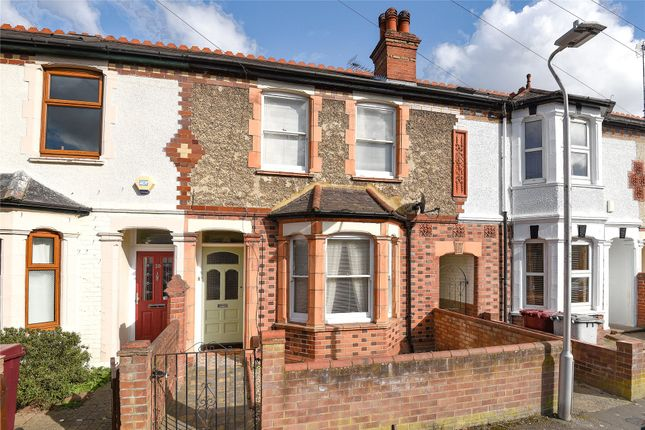3 bed terraced house for sale in Brisbane Road, Reading, Berkshire