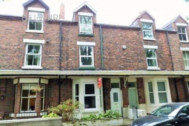 Thumbnail Maisonette to rent in Longfield Terrace, York