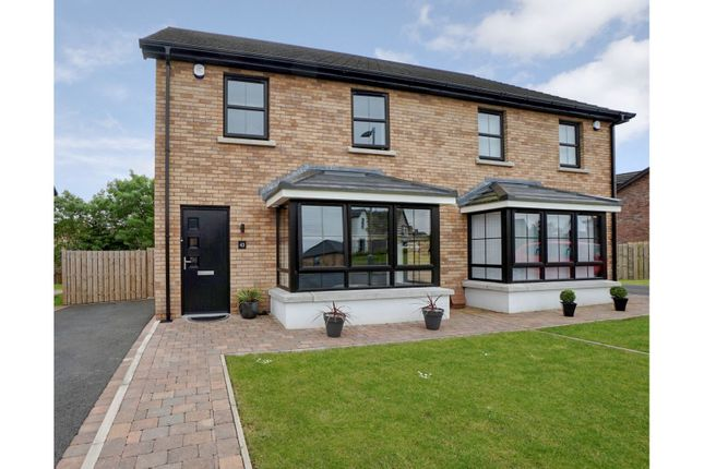 Thumbnail Semi-detached house for sale in Wyndell Park, Newtownards