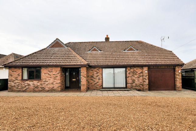 Thumbnail Detached bungalow to rent in Lynn Lane, Great Massingham, King's Lynn