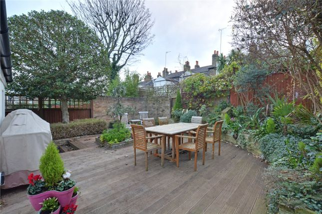 Garden of Royal Hill, Greenwich, London SE10