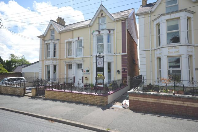 Thumbnail Semi-detached house for sale in Park Place, Cardigan
