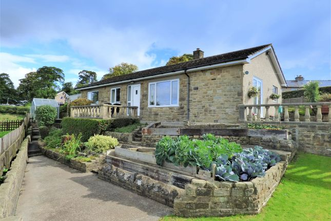 Thumbnail Detached bungalow for sale in Westview, Carleton Road, Skipton