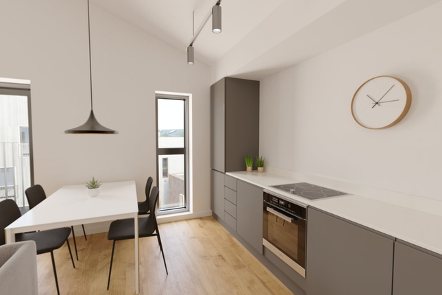 2 bed flat for sale in Cutlers Gardens, Sheffield S3