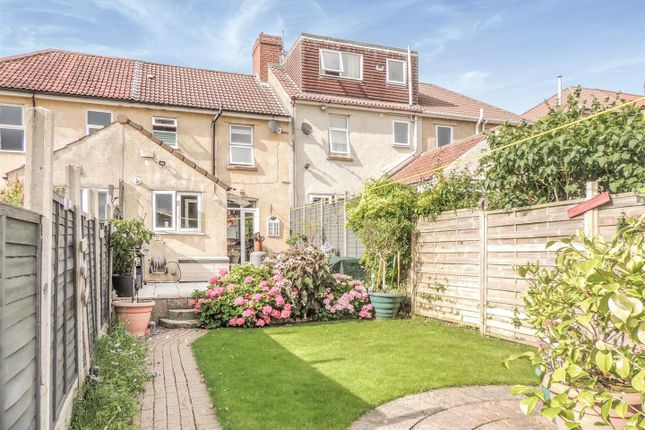 Thumbnail Terraced house for sale in Talbot Avenue, Kingswood, Bristol