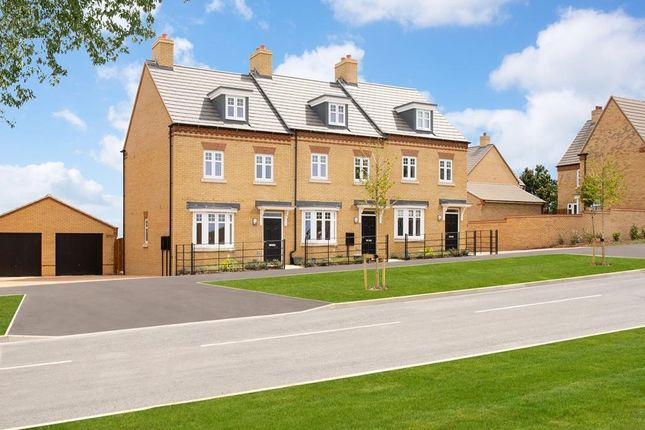 """Thumbnail Semi-detached house for sale in """"Kennett"""" at Southern Cross, Wixams, Bedford"""
