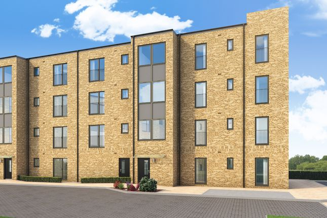 "Thumbnail Flat for sale in ""The Carron"" at Broomhouse Road, Edinburgh"
