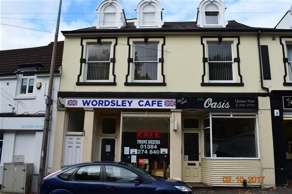 Thumbnail Flat to rent in High Street, Wordsley, Stourbridge