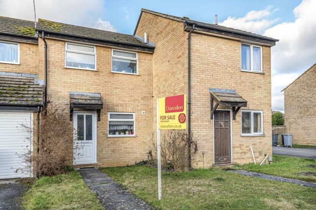 1 bed terraced house for sale in Carterton, Oxfordshire OX18