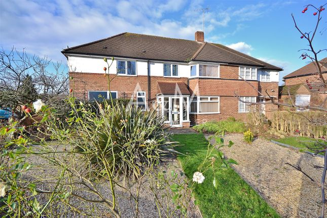 Thumbnail Semi-detached house for sale in Fencepiece Road, Chigwell