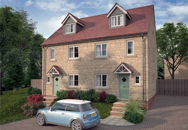 Thumbnail Property for sale in Plot 60, The Holt, Corsham Rise, Potley Lane, Corsham, Wiltshire