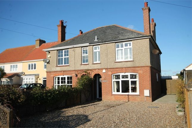 Thumbnail Semi-detached house for sale in Frinton Road, Kirby Cross, Frinton-On-Sea