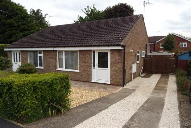 Thumbnail Bungalow to rent in Fossdale Close, Knaresborough