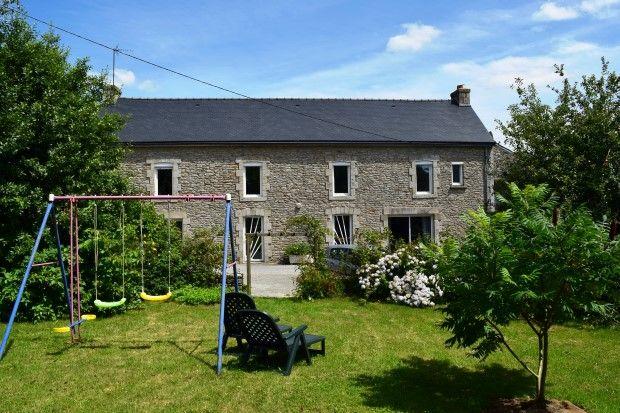 Thumbnail Farmhouse for sale in 56540 Le Croisty, Morbihan, Brittany, France