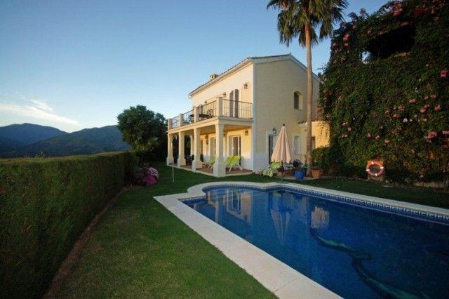 Spain, Málaga, Istán, Sierra Blanca Country Club